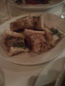 side of bone marrow